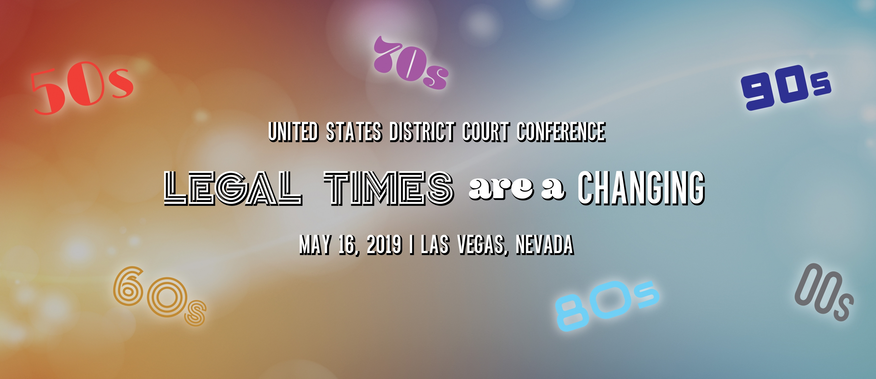 2019 US District Court Conference